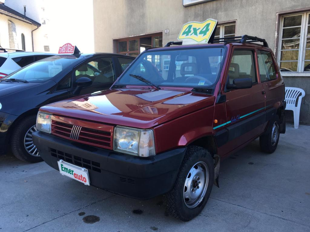 Immagine Fiat Panda 1100 i.e. cat 4x4 Country Club