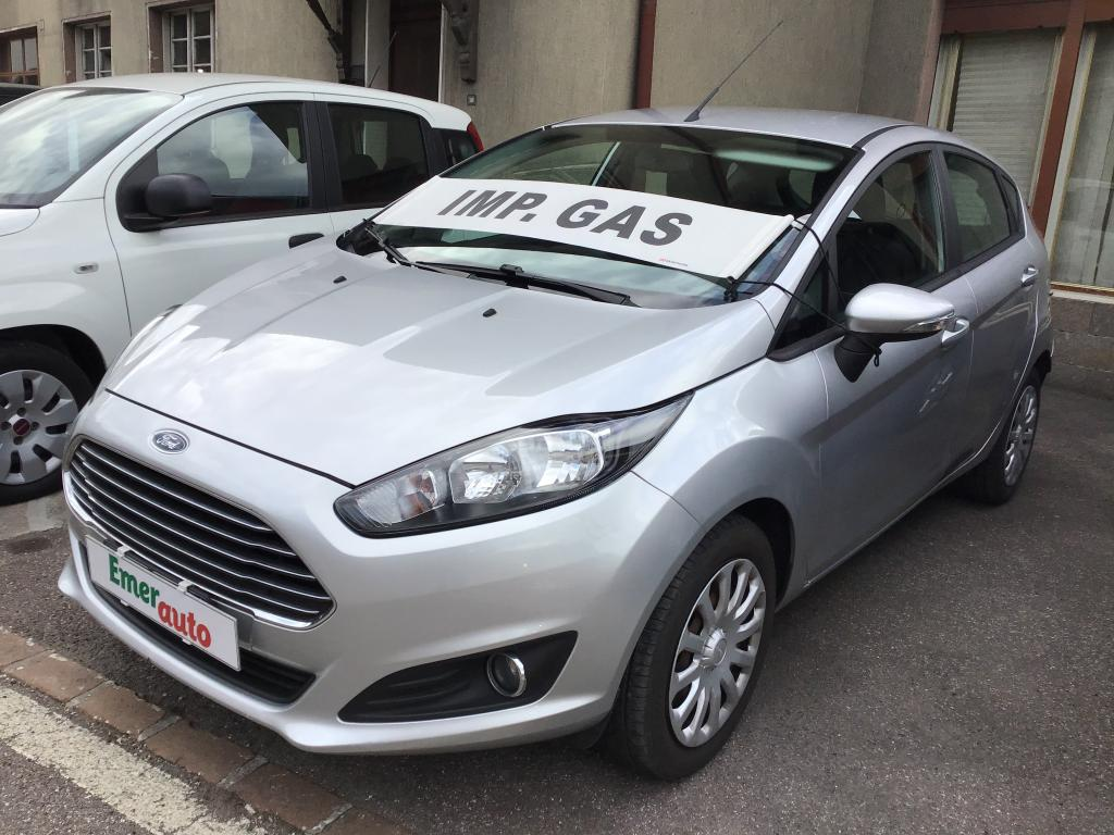 Immagine Ford Fiesta 1.4 5p. Bz.-GPL Business