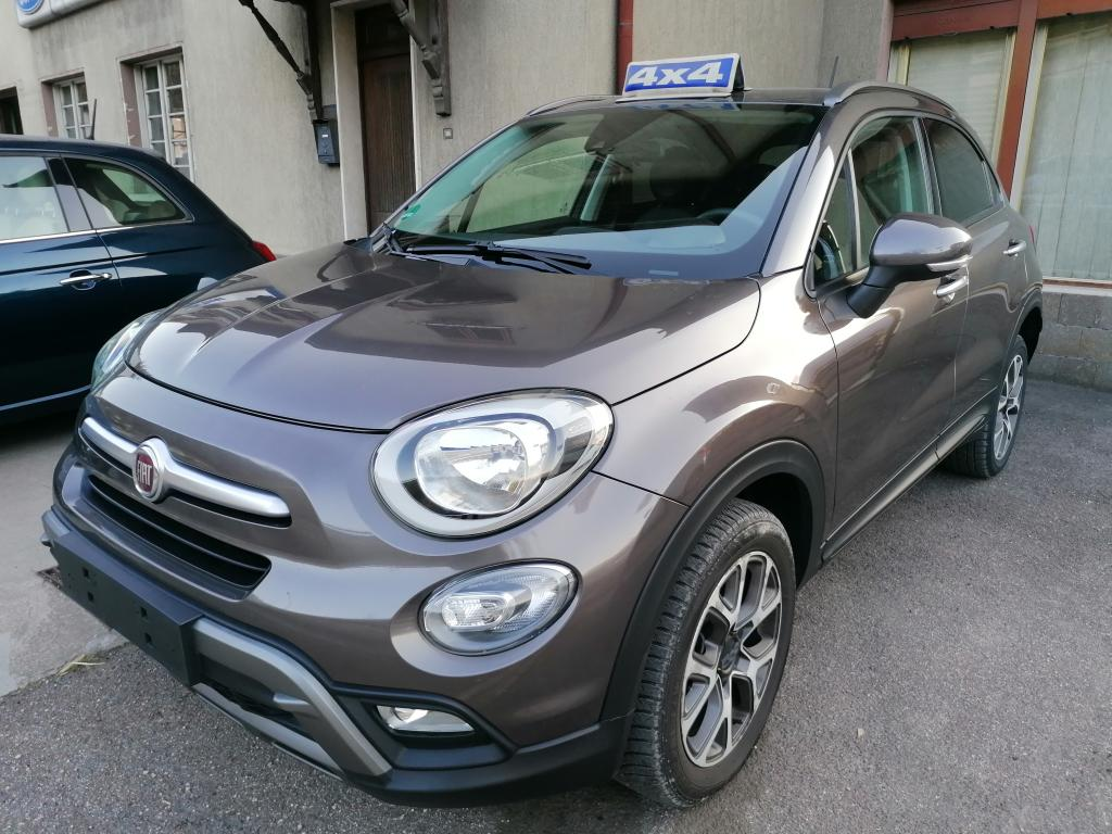 Fiat 500X 2.0 MultiJet 140CV AT9 4x4 Cross