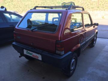 Immagine Fiat Panda 1100 i.e. cat 4x4 Country Club-0