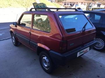 Immagine Fiat Panda 1100 i.e. cat 4x4 Country Club-1