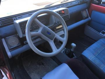 Immagine Fiat Panda 1100 i.e. cat 4x4 Country Club-2