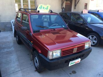 Immagine Fiat Panda 1100 i.e. cat 4x4 Country Club-12