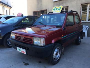 Immagine Fiat Panda 1100 i.e. cat 4x4 Country Club-14