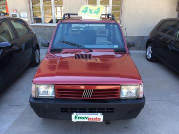Immagine Fiat Panda 1100 i.e. cat 4x4 Country Club-15