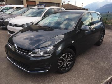 Auto Volkswagen Golf 1.6 TDI 110CV 5p. Allstar BlueMotion Technology