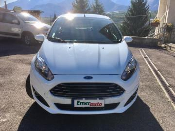 Immagine Ford Fiesta 1.2 60CV 5p. Plus-0
