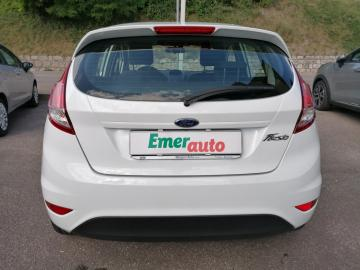 Immagine Ford Fiesta 1.5 TDCi 75CV 5p. Plus-10