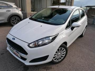 Immagine Ford Fiesta 1.5 TDCi 75CV 5p. Plus-11
