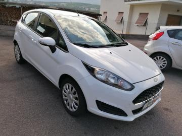 Immagine Ford Fiesta 1.5 TDCi 75CV 5p. Plus-13
