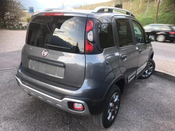 Immagine Fiat Panda Cross 0.9 TwinAir Turbo S&S 4x4-6