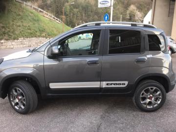 Immagine Fiat Panda Cross 0.9 TwinAir Turbo S&S 4x4-7